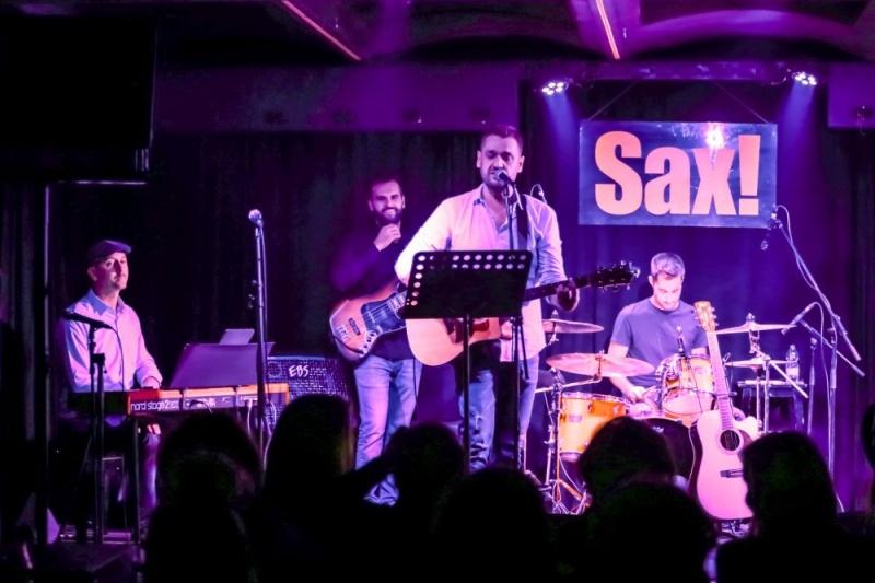 Fluentes oduševili zagrebačku publiku u Saxu!
