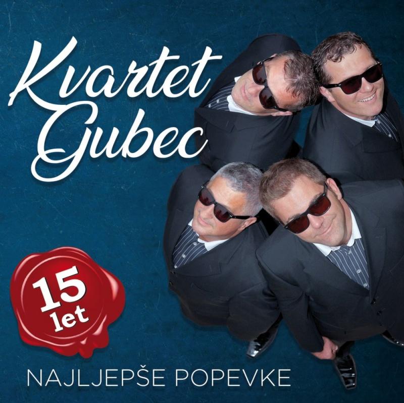 """Kompilacija """"Najljepše popevke"""" Kvarteta Gubec u prodaji!"""
