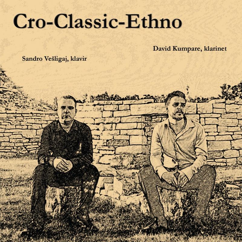 "Menart vam predstavlja novi album klasične glazbe ""Cro-Classic-Ethno""!"