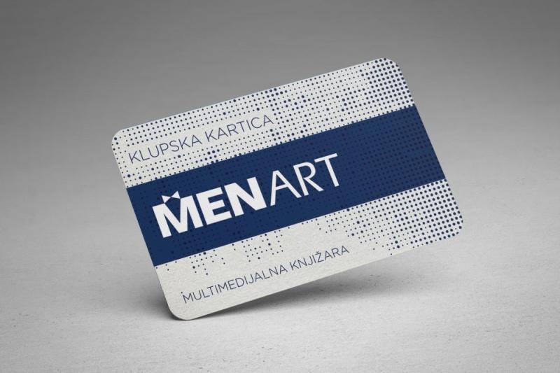 Menart multimedijalna knjižara predstavila svoju klupsku karticu