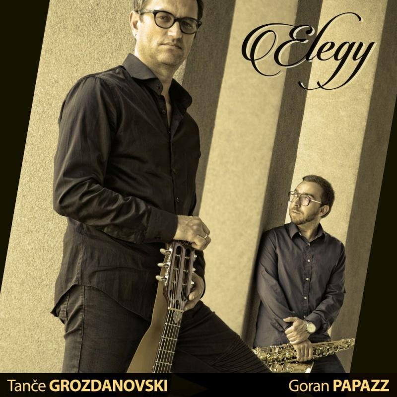 "Makedonski glazbeni virtuozi Goran Papazz i Tanče Grozdanovski digitalno objavili album ""Elegy""!"