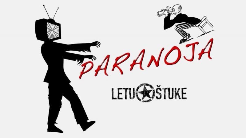 """U sklopu projekta """"Antena iz karantene"""", Letu Štuke starim pjesmama dodjeljuju popratne video spotove! Za 1. April pogledajte """"Paranoju""""!"""