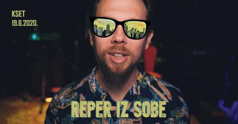 Reper Iz Sobe s albumom Vanka stiže u @KSET!