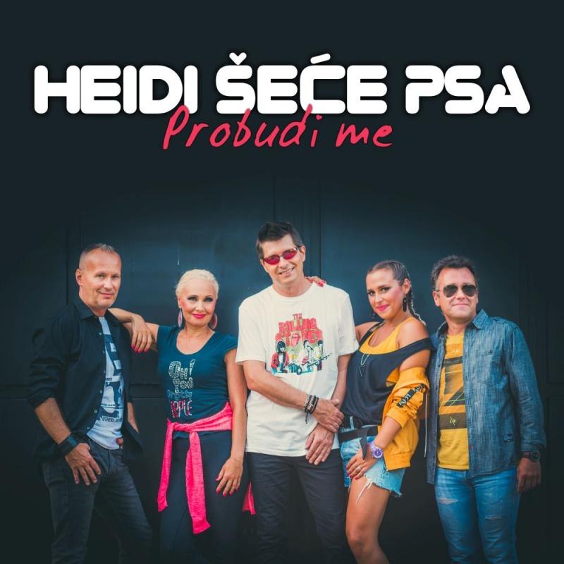 """Pjesmom """"Probudi me"""" grupa Heidi šeće psa najavljuje debitantski album"""