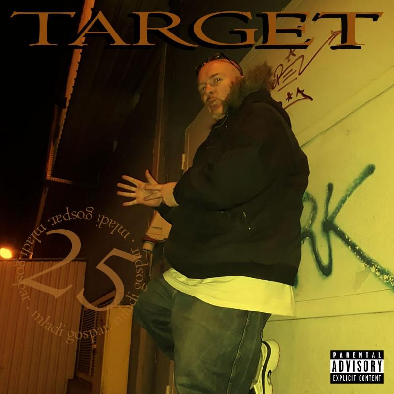 Poslušajte Targetov mixtape objavljen povodom njegovih 25 godina na sceni!