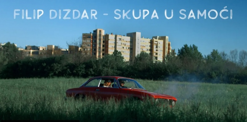 Stigao je spot za novu pjesmu Filipa Dizdara