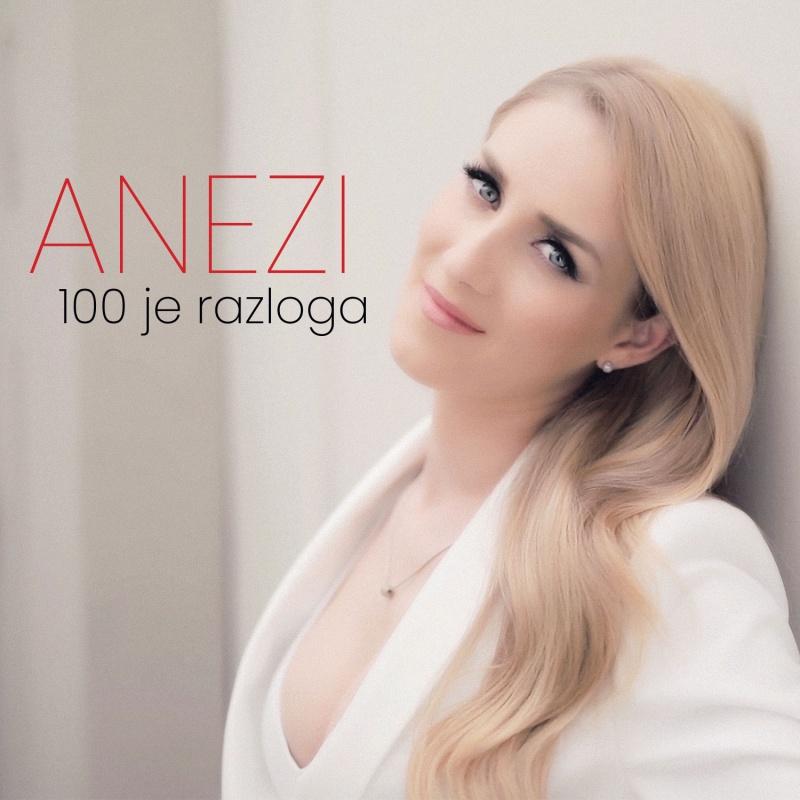 100 JE RAZLOGA zašto je Anezin album prvijenac ostvario visoko 2. mjesto na listi prodaje