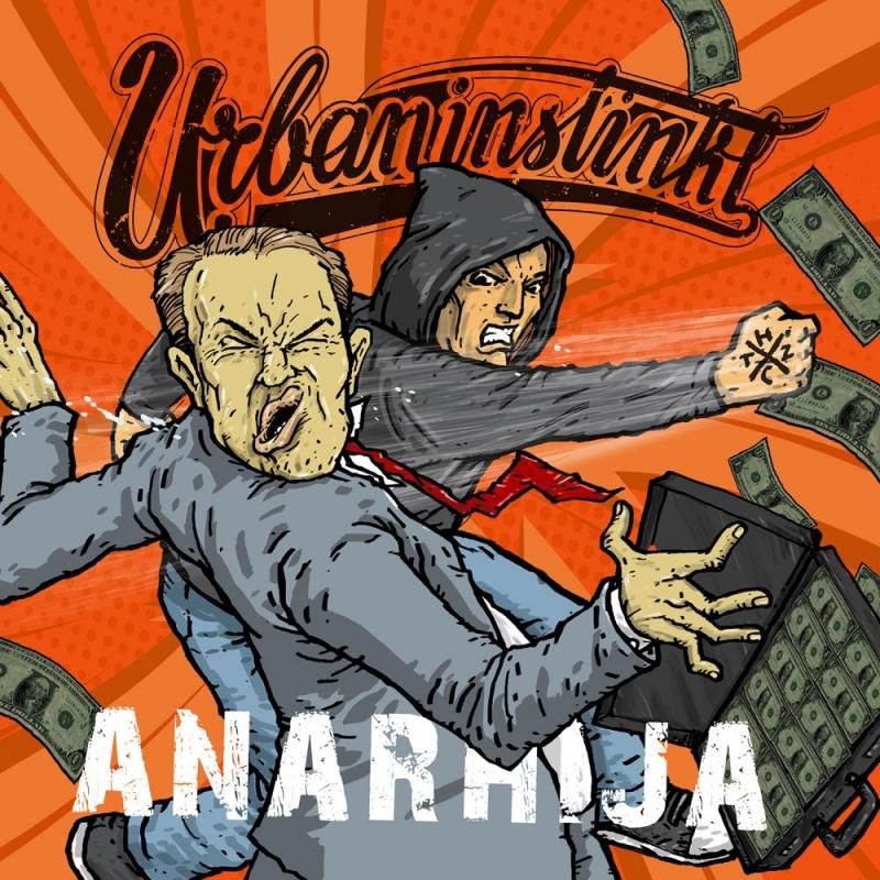 """Objavljen je novi singl grupe URBAN INSTINKT - """"Anarhija"""""""