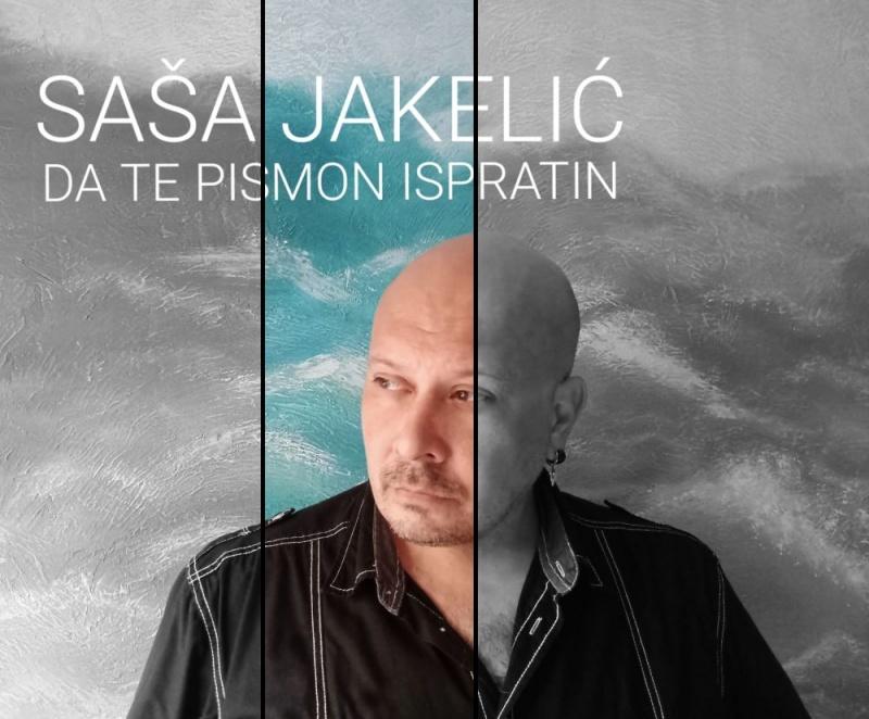 Saša Jakelić predstavlja novu pjesmu koja je nastala u teškom životnom trenutku, a s njom će nastupiti na ovogodišnjim Melodijama hrvatskog juga u Opuzenu