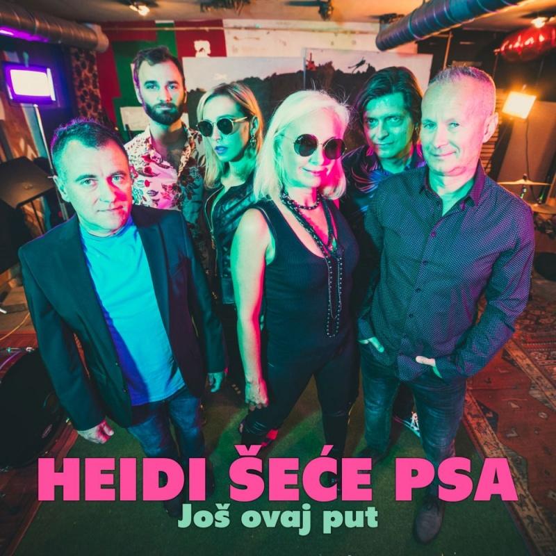 Heidi šeće psa predstavlja novi singl s aktualnog albuma: 'Maksimalno smo posvećeni svakoj našoj pjesmi'
