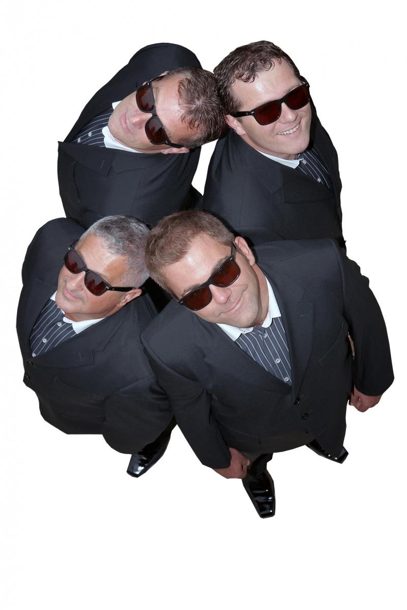 """Kvartet Gubec predstavlja pjesmu """"Volim Podravinu"""""""