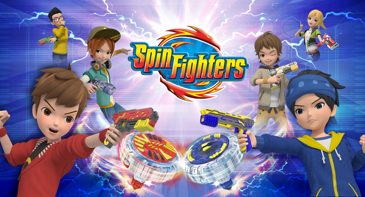 Spin Fighters ENG