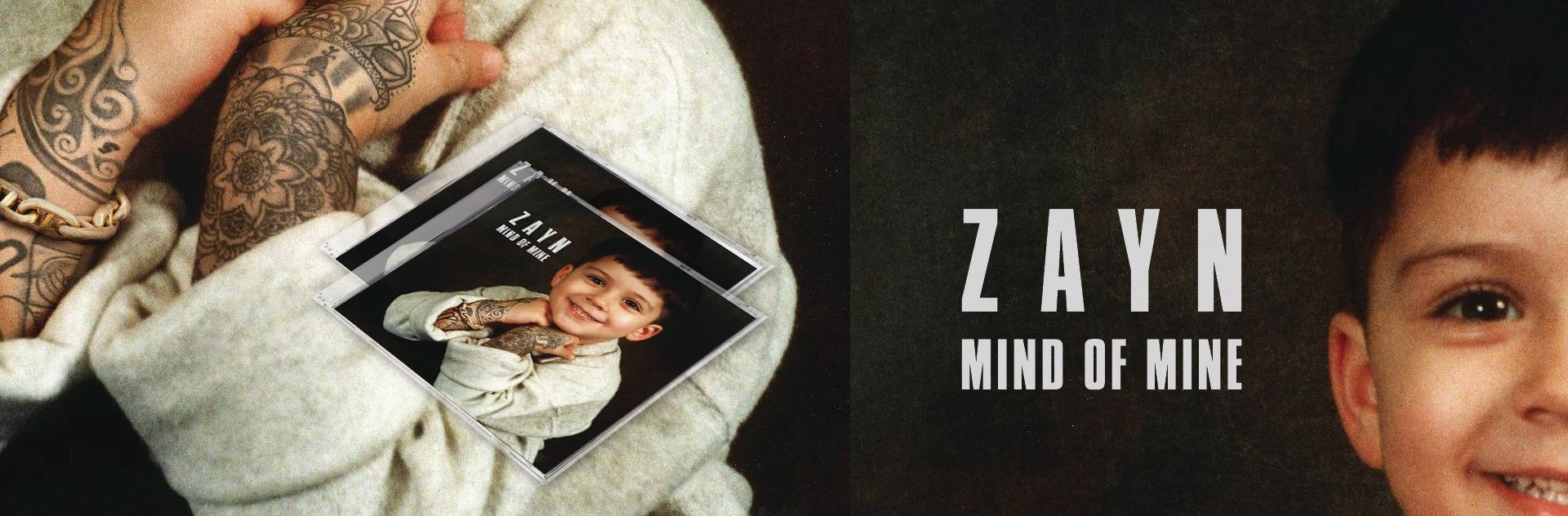 "Zayn Malik ""Mind of Mine"""